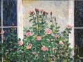 Sunday Roses 24x36 ©2010 Kathleen Marie Karlsen SM