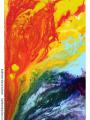 Cosmic Rainbow 15x30 2017 950px