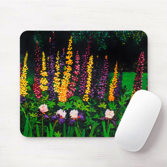 Lupine-Majesty-Mouse-Pad-Mouse-FINAL