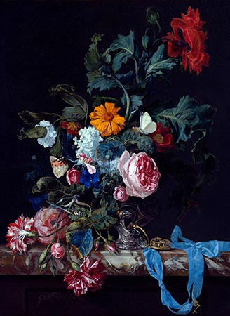 Flower Symbolism in Art and Decor