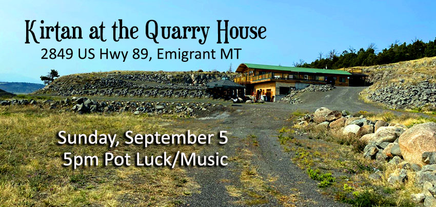 Events at the Quarry House with Kathleen Karlsen
