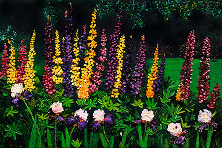 Lupine Flower Meaning