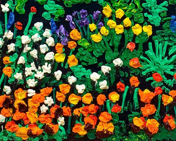 Favorite Spot Flower Detail