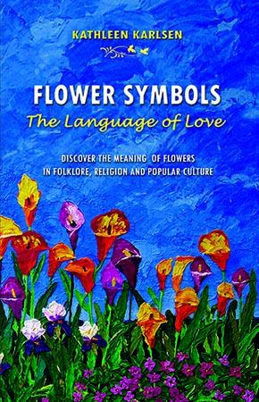 Flower Symbols Book by Kathleen Karlsen