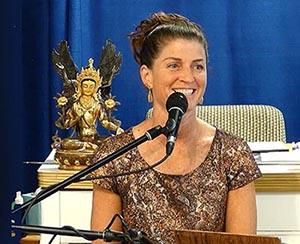 Kathleen Karlsen Mantra Course