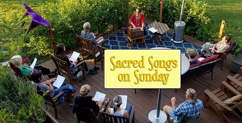 Events with Kathleen Karlsen Sacred Songs on Sunday
