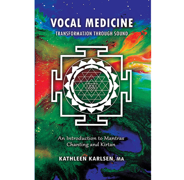 Vocal Medicine Book by Kathleen Karlsen